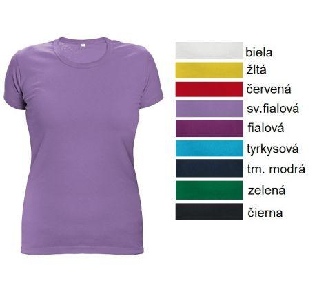 Dámske pracovné tričko SURMA   pracovné tričká GLX 1581932752f